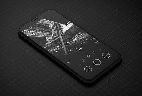 DSLR-Quality Camera Apps