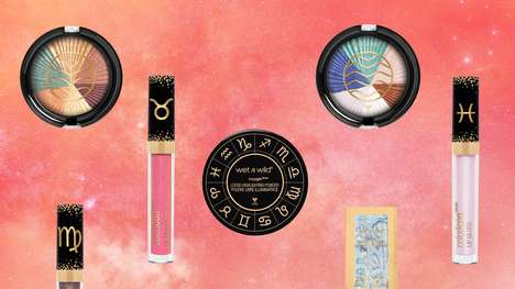 Astrology-Inspired Makeup Sets - The Limited Edition Wet n Wild Zodiac Collection is Well-Priced