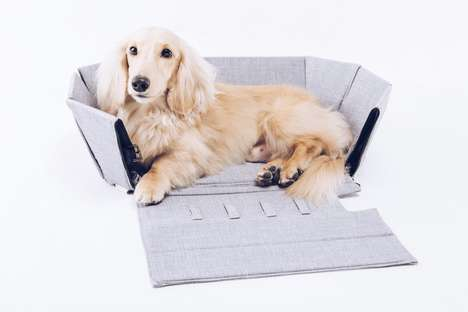 Flatpack Open-Air Pet Beds