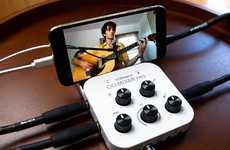 Mobile Musician Recording Devices