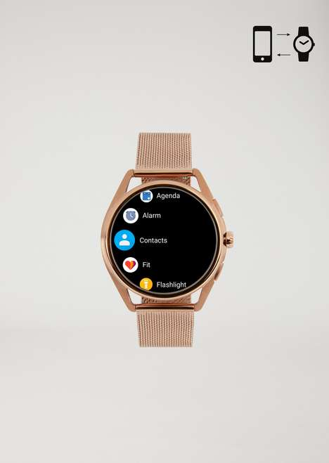 Branded Fashion Smartwatches