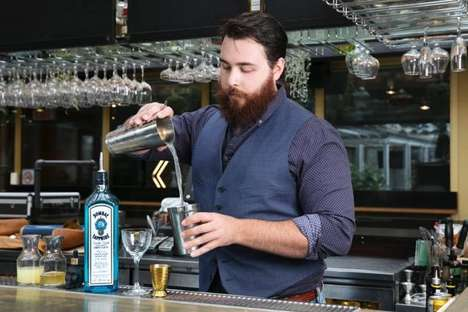 Creative Bartender Competitions - The Most Imaginative Bartender Event Resulted in Unique Recipes