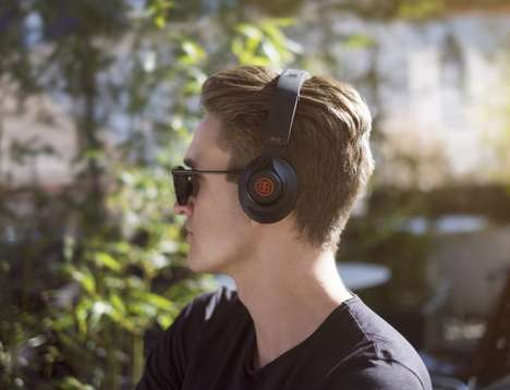Customizable Performance Headphones