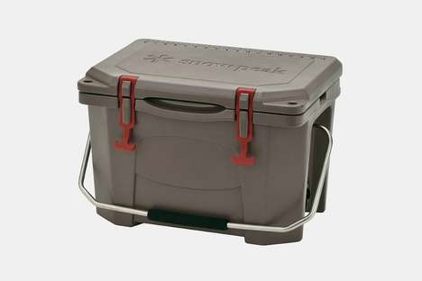 Durable Camp-Ready Coolers