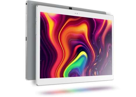 Affordable AMOLED Tablets