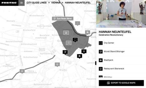 Subjective City Guides - FREITAG Assembled Global City Guides Curated by the Interests of Locals