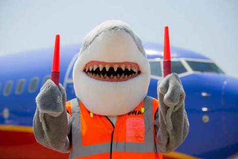 Shark-Themed Airplane Fleets