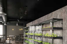 Automated Urban Micro Farms