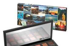 Adventure-Inspired Eyeshadow Palettes