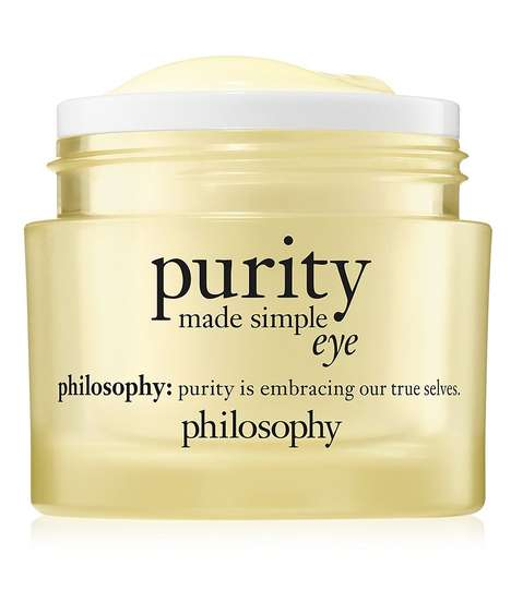 Cooling Anti-Aging Eye Gels - Philosophy's New Hydra-Bounce Eye Gel Improves Sensitive Skin