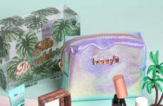 Beach-Ready Makeup Kits - Benefit Cosmetics' The Beachlorette Kit is Perfect for On-the-Go Use