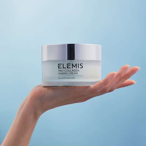 Fast-Acting Collagen Creams - Elemis' Pro-Collagen Marine Cream Reduces Wrinkles in 14 Days