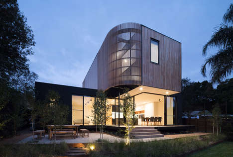 Contemporary Modular Home Extensions