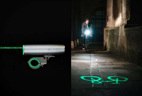 Bike Safety Laserlights