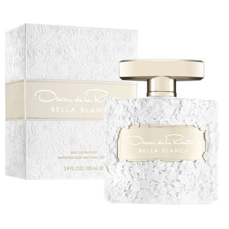 Musky Floral Fragrances - Oscar de la Renta's New Bella Blanca Perfume Has a Breezy Summer Scent