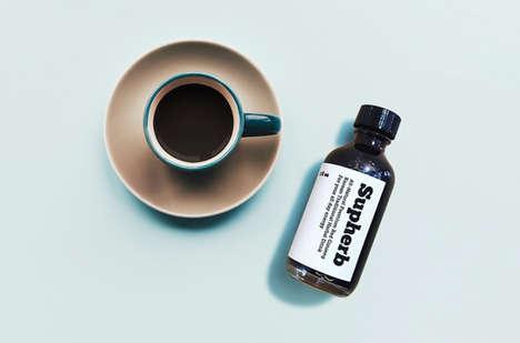 Caffeine-Free Tea Energy Drinks