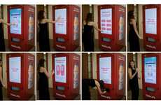 Language-Teaching Vending Machines
