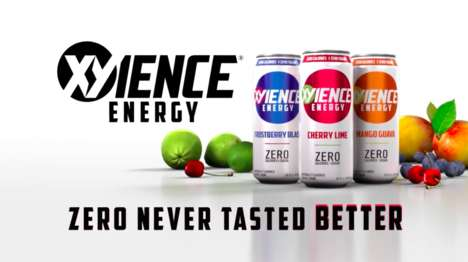 Free-From Energy Drinks