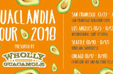 "Avocado-Centric Exhibits - 'Guaclandia' Promises an ""Instagrammable Avocado Experience"""