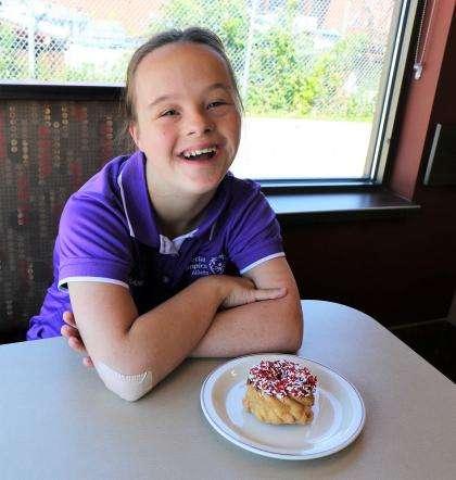 Inclusive Celebratory Donuts