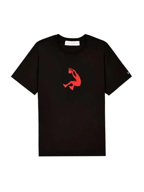 Athlete-Inspired Unisex Sportswear