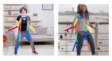 Posed Image-Comparing AI