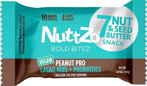 Nutty Probiotic Bites