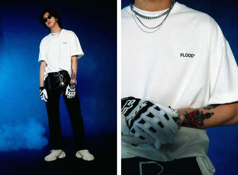 Retro Streetwear Lookbooks