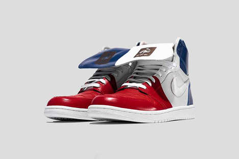 France-Celebrating Sneakers
