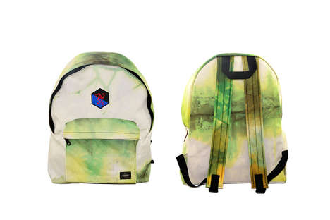 Psychedelic Tie-Dye Bags