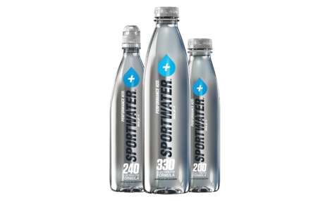 Hydration-Optimizing Bottled Waters