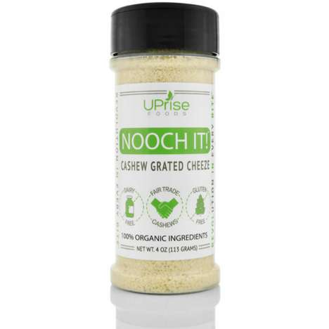 Grated Cashew Seasonings