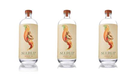 Dealcoholized Citrus Spirits