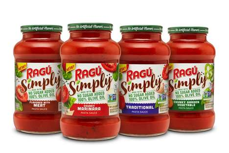 Free-From Pasta Sauces