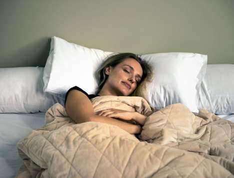 Anxiety Alleviating Bedding