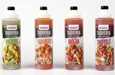 Street Fare-Inspired Sauces