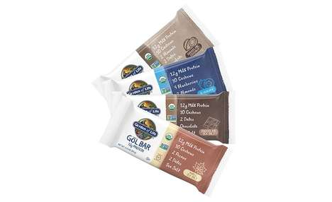 Whole Food Nutrition Bars