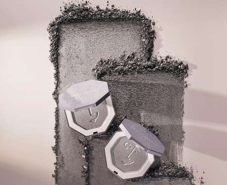 Trend maing image: Charitable Silver Highlighters