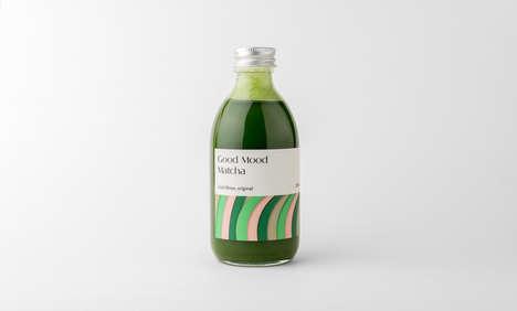 Mood-Boosting Matcha Beverages