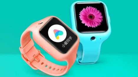 Kid-Focused Smartwatch Wearables