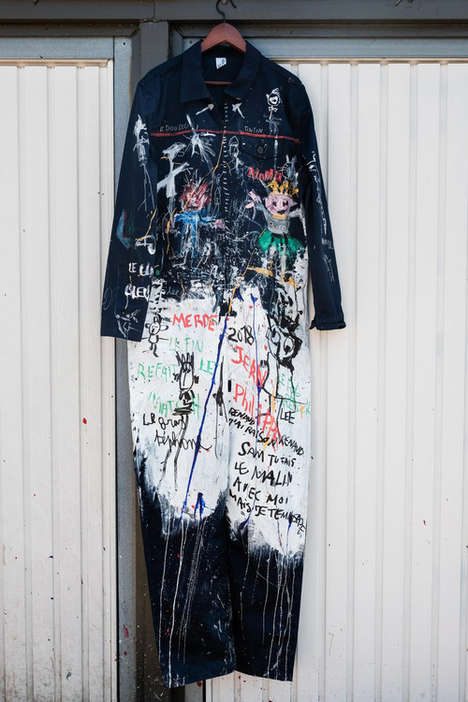Collaborative Fashion Art Programs - M.C.Overalls Taps into Robert Alonzi for Its Inaugural Exhibit