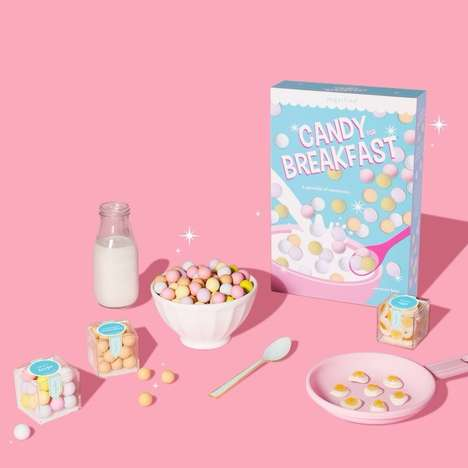 Breakfast-Themed Candy Collections