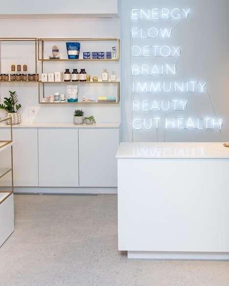 Shoppable Health Hubs