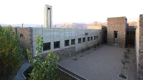 Courtyard-Inspired Hosptials