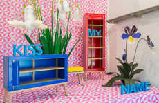 Unzipped Whimsical Furniture Lines