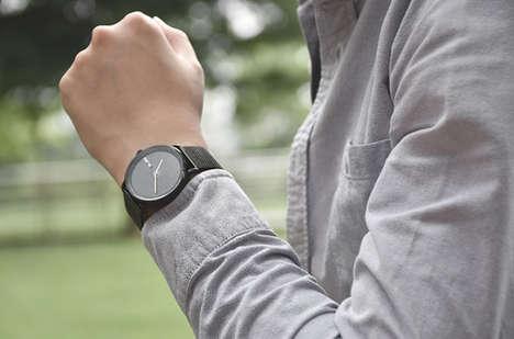 Hybrid E-Ink Smartwatches