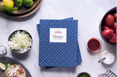 Personalized Modern Cookbooks