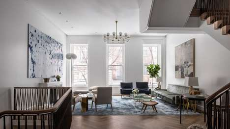 Refined Luxurious Townhouses