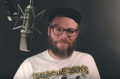 Canadian Comedian-Voiced Transit Systems - Vancouver Public Transit Will Feature Seth Rogen's Voice