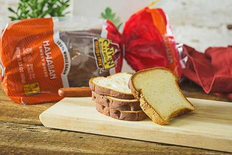 Airtight Packaged Bread
